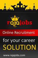 Online Recruitment for Your Career Solution RAJAJOBS